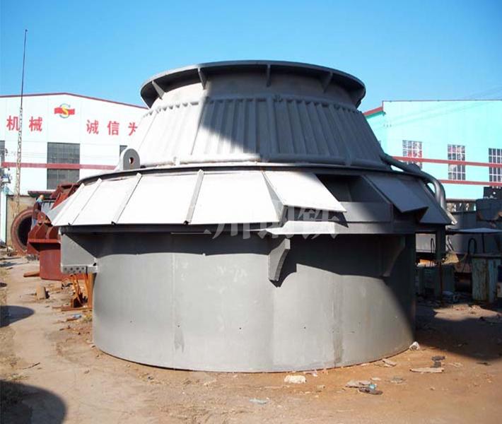 80吨转炉上段