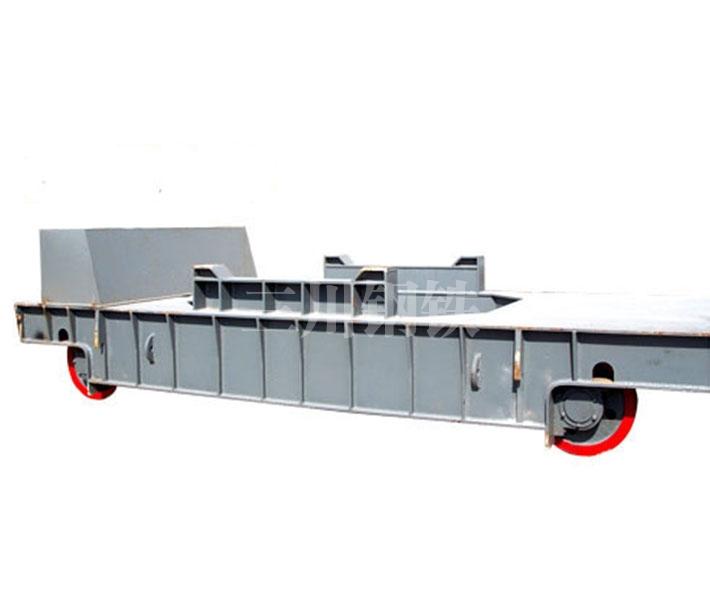 50吨钢水包车