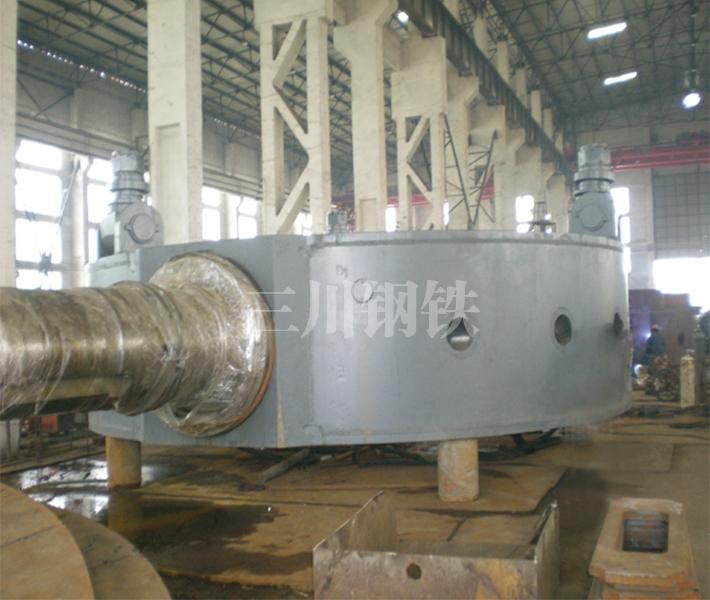 120吨转炉托圈本体